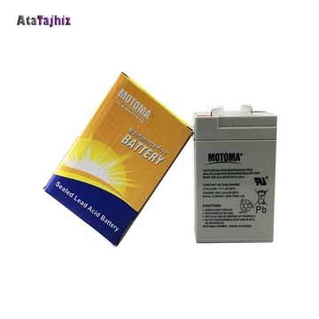 باتری سیلد اسید موتوما مدل M645