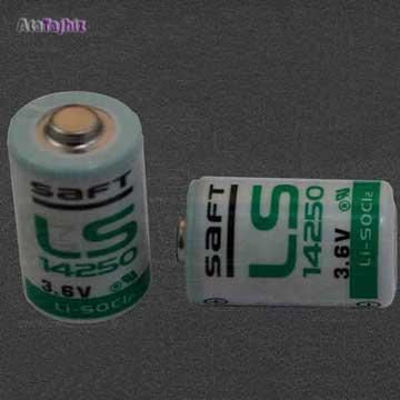 باطری بک آپی سفت لیتیوم Saft LS14250 saft . شارژی